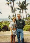 Donna and Darryl, Turtle Bay Resort, North Shore, Oahu 1997.